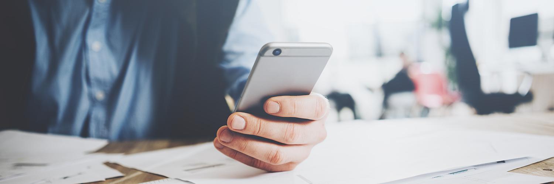 """""""27.08.2018 13:19 Das Smartphone als Schnittstelle für Arzt und Patient"""""""